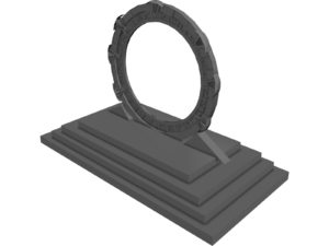porte-3D